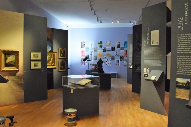 Nancy, 20 ans Musée des Beaux-Arts
