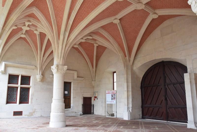 Nancy, palais Ducal