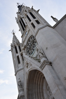 Nancy, Eglise Saint-Fiacre