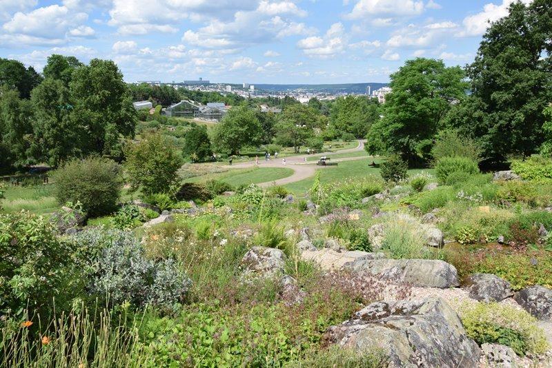 Nancy, Jardin Botanique J-M Pelt