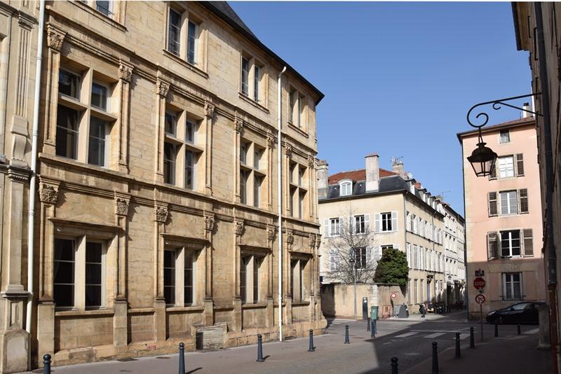 Nancy, hôtel d'Haussonville