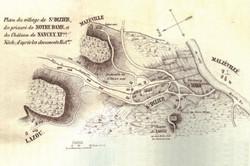 Nancy, fortifications