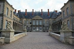 Nancy, château de Haroué