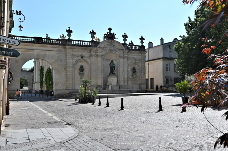 Nancy, place Vaudémont