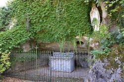 Malgrange, grotte ND de Lourdes