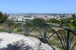 Nancy, parc du château de Brabois