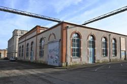 Nancy, site Alstom