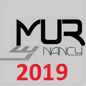 Le Mur Nancy 2019