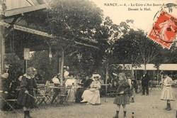 Nancy, la Cure d'air Saint-Antoine