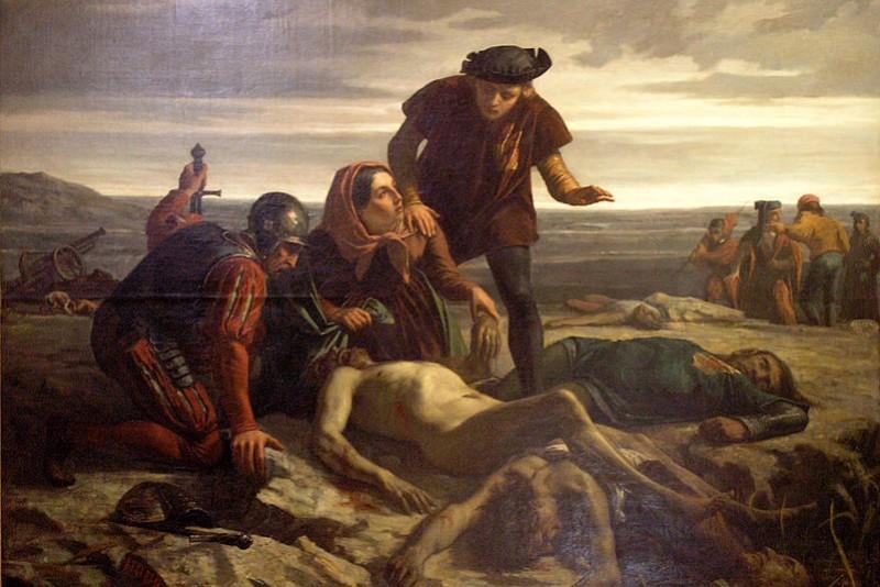 Nancy, mort de Charles le Téméraire