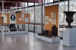 Nancy musée de l'Histoire du Fer