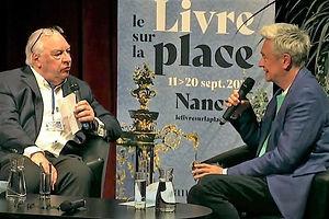 Nancy, prix Goncourt de la Biographie Edmonde Charles-Roux