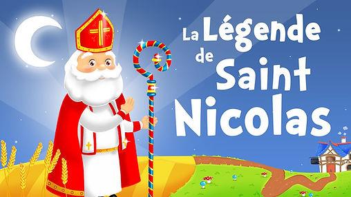 légende de saint-nicolas