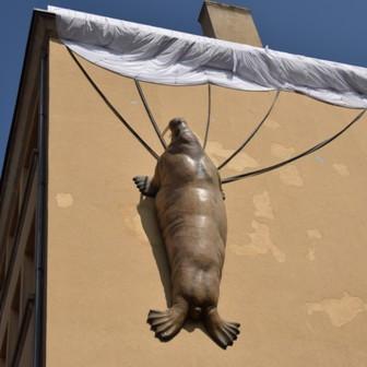 """parachutage du  """"Morse"""" de Coqalane"""