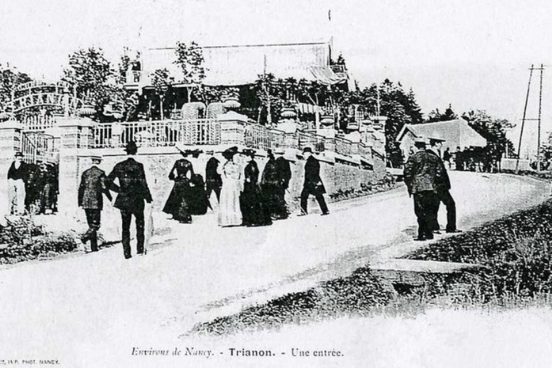 La Cure d'Air Trianon, Mazéville