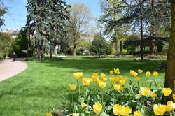 Nancy, parc Blondlot