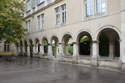Nancy, lycée Henri Poincaré