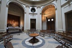 Nancy, chapelle de la Visitation