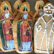le pain d'épices de Saint-Nicolas