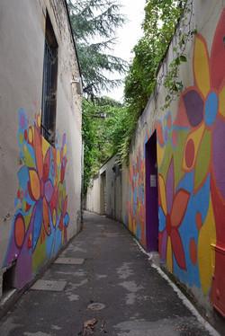 Nancy, ruelle Saint-Antoine
