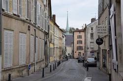 Nancy, la Ville Vieille