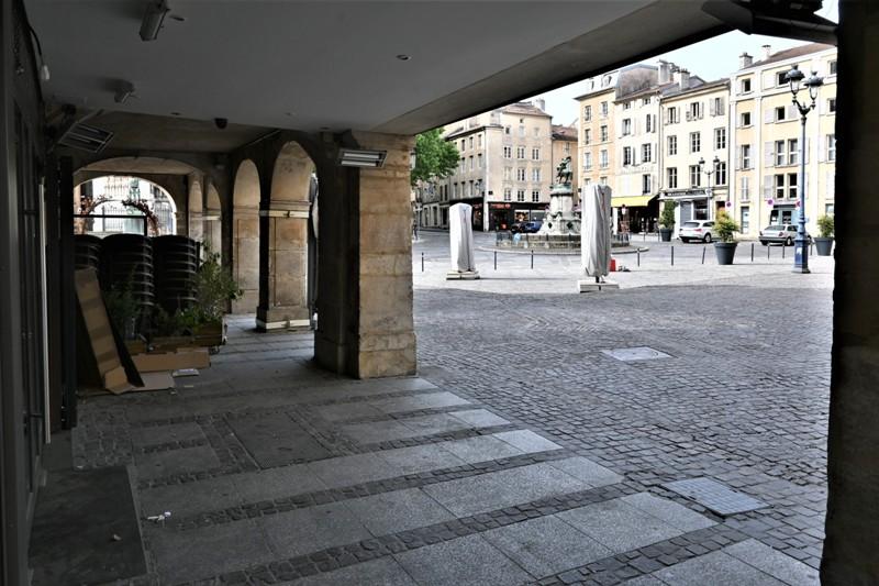 Nancy, Ville-Vieille, place Saint-Epvre