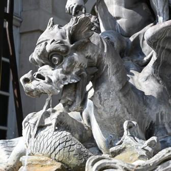 des dragons, place stanislas