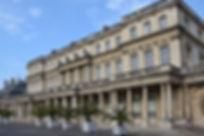Nancy, rénovation palais du gouvernement