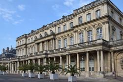 Nancy, palais du gouvernement