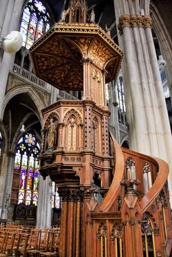 Nancy, Basilique Saint-Epvre