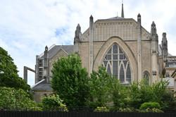 Nancy, Art déco, église Sainte-Thérèse