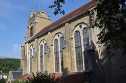 Nancy, église Saint-Mansuy