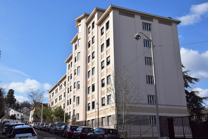Nancy, résidence Monbois
