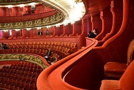 Nancy, salles de spectacle