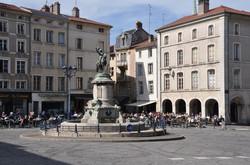 Nancy, place Saint-Epvre