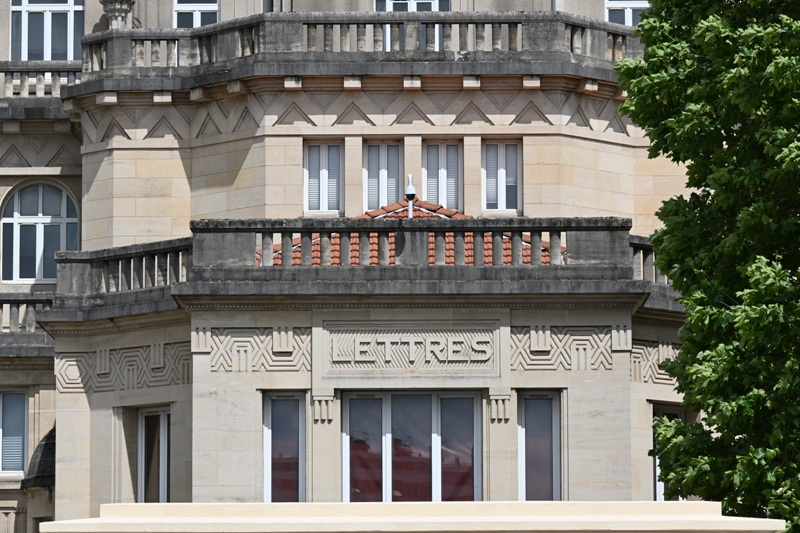 Nancy, lycée Paul-Louis Cyfflé