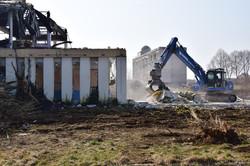 institution saint-Joseph, démolition
