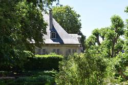 Nancy, jardin de la citadelle