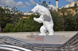 Nancy, Orlinski, Standing Wild Bear
