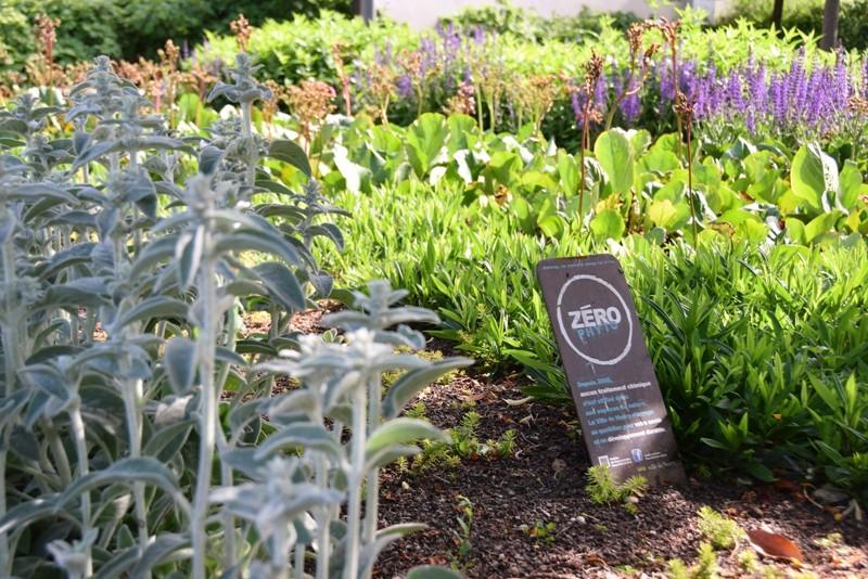 Nancy, jardin Paul Verlaine