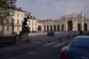 Nancy hier, place de la Carrière