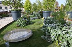 Nancy, jardin éphémère 2021