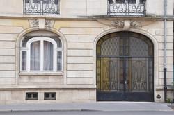Nancy, boulevard Albert 1er