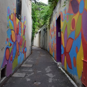 passage St-Antoine
