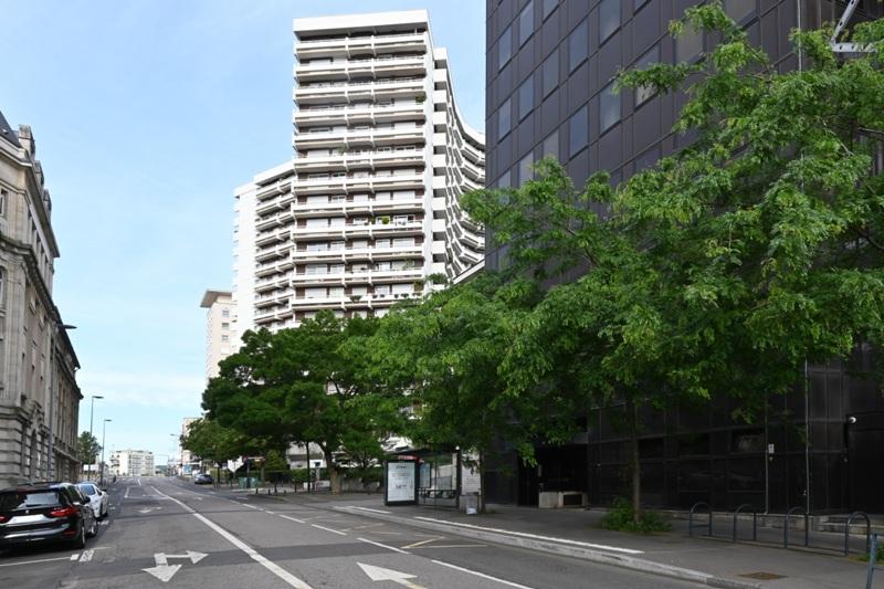 Nancy, rue Cyfflé