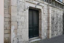 Nancy, la gargouille rue du Maure-qui-Trompe