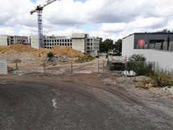 requalification site st-joseph Laxou