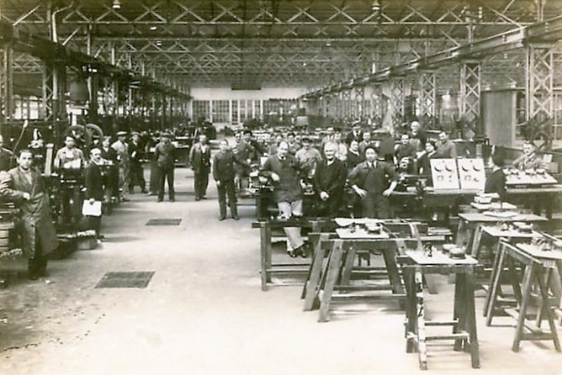 l'électricité à Nancy, 100 ans d'histoire