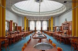 Nancy Art déco, bibliothèque universitaire