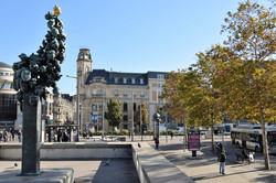 Nancy, place de la République